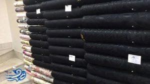 انواع پارچه های چادری