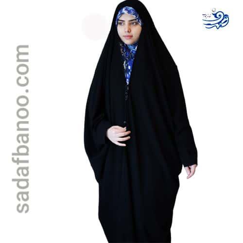 چادر عربی ساده
