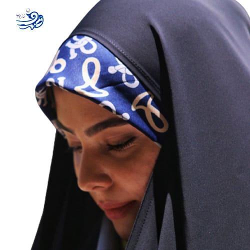 مدل چادر لبنانی ساده