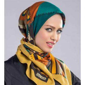 مدل بستن روسری خواستگاری