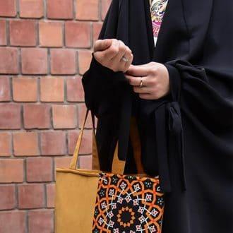چادر پاپیونی