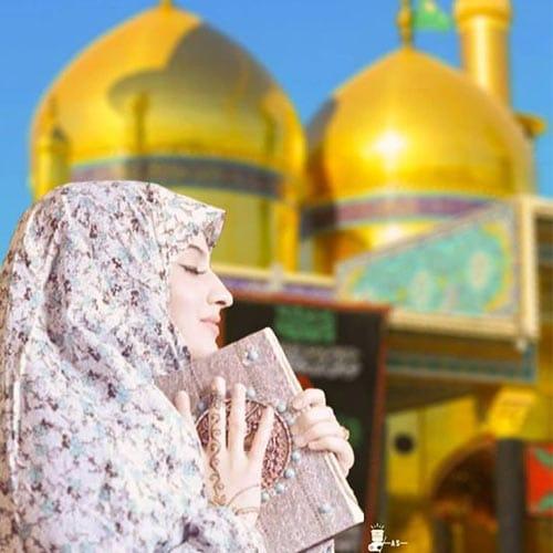 عکس دختر چادری خوشتیپ | عکس دختر چادری خوش تیپ برای پروفایل