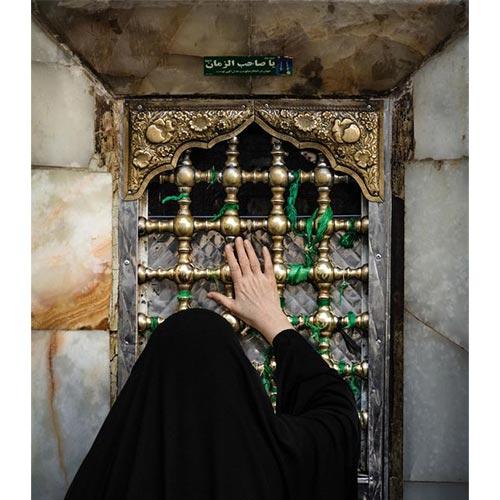 تصویر دختران چادری